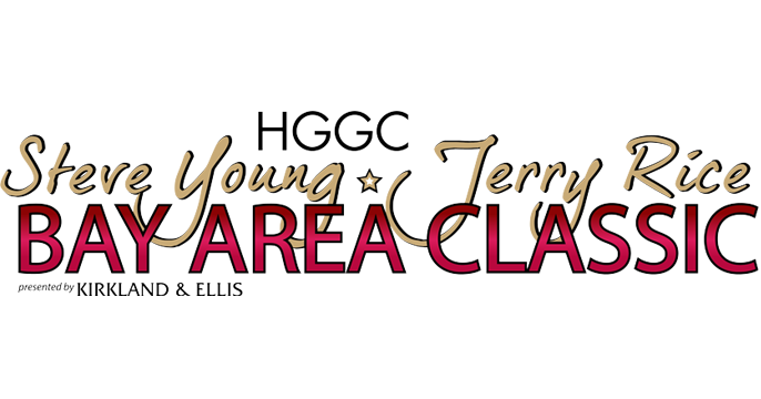 Steve Young Jerry Rice Bay Area Classic
