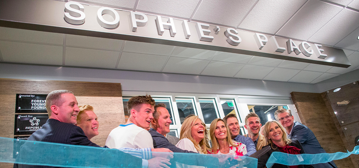 Sophie's Place Grand Opening